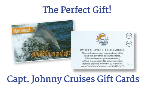 Captain Johnny Gift Cards